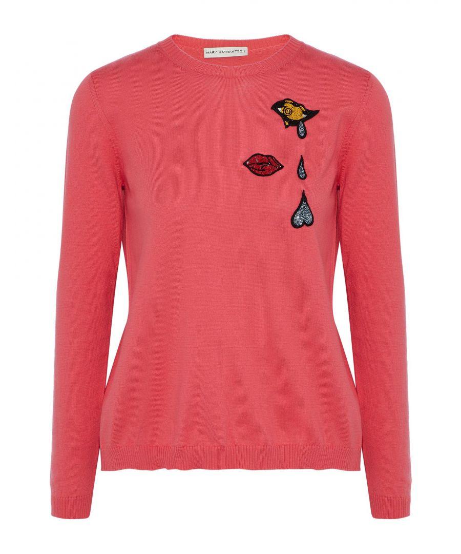 Image for Mary Katrantzou Women's Jumpers Cotton