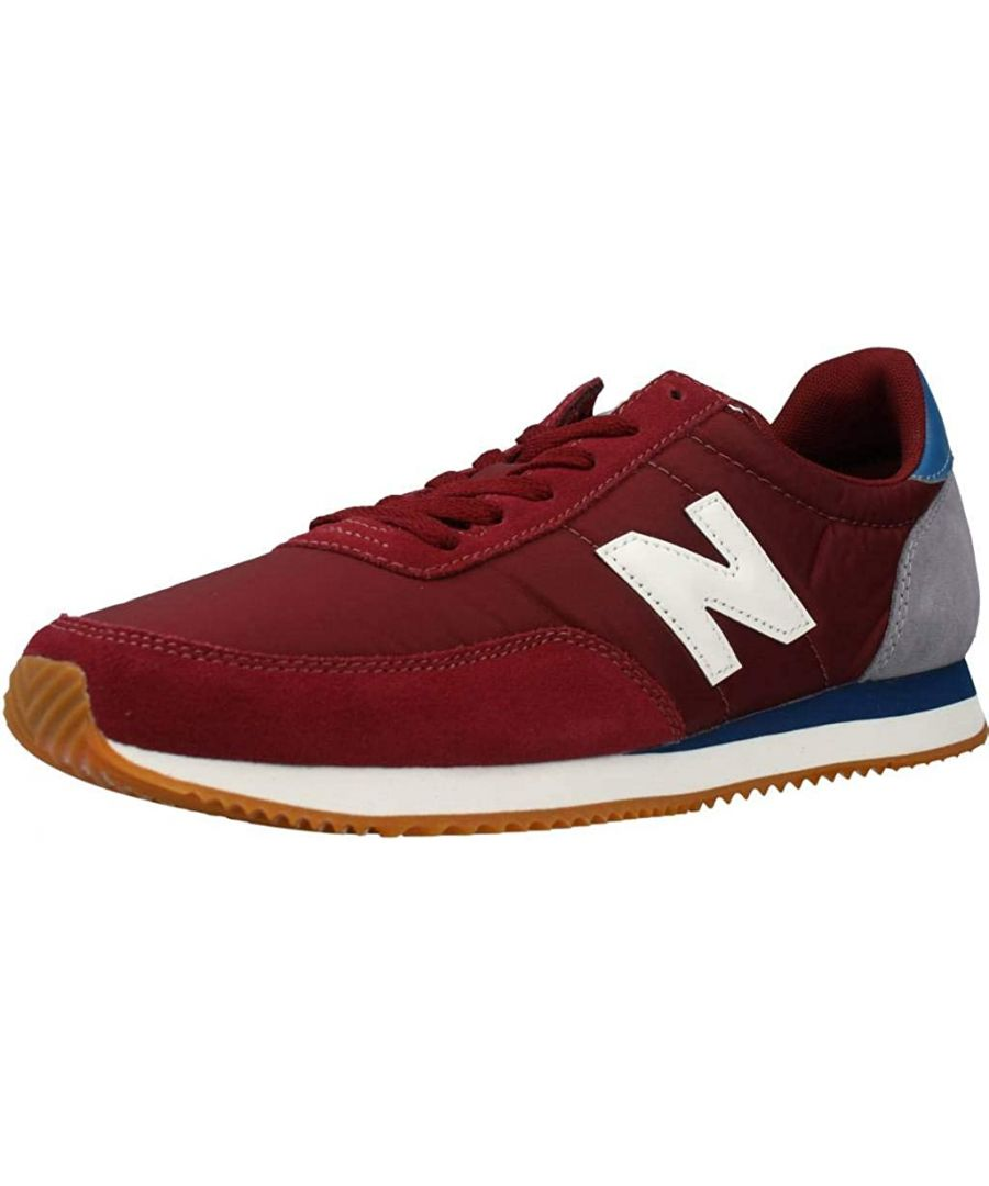Image for Men's New Balance 720 Sneakers in Burghandy