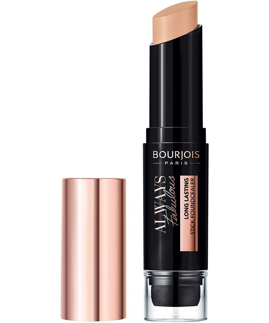 Image for Bourjois Always Fabulous Long Lasting Stick Foundcealer - 400 Rose Beige