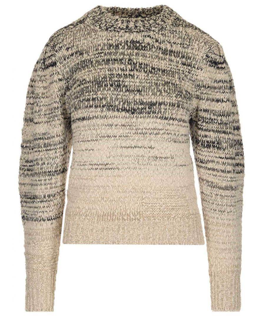 Image for ISABEL MARANT ÉTOILE WOMEN'S PU106619A070E02GY BEIGE COTTON SWEATER