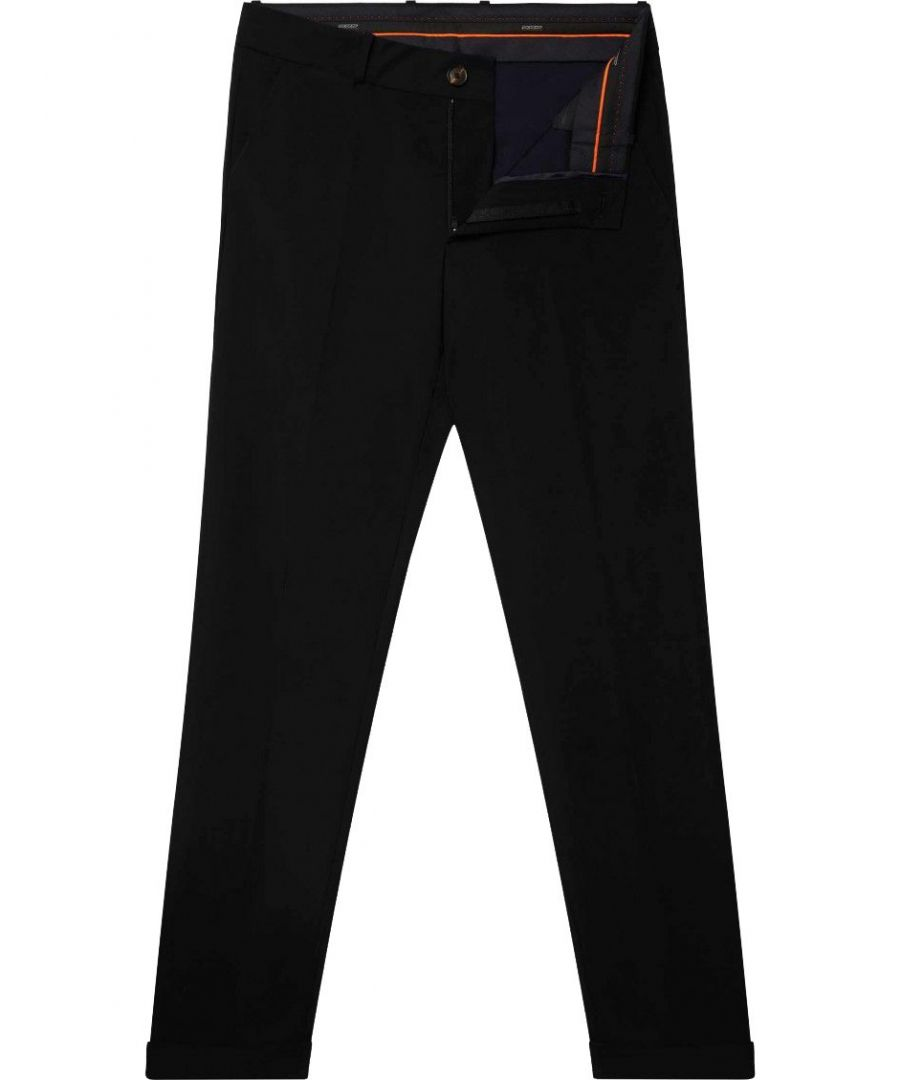 Image for RRD MEN'S 2020010 BLACK POLYESTER PANTS