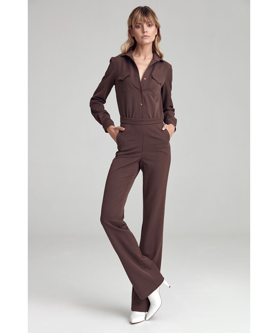 Image for Jumpsuit With Shirty Top