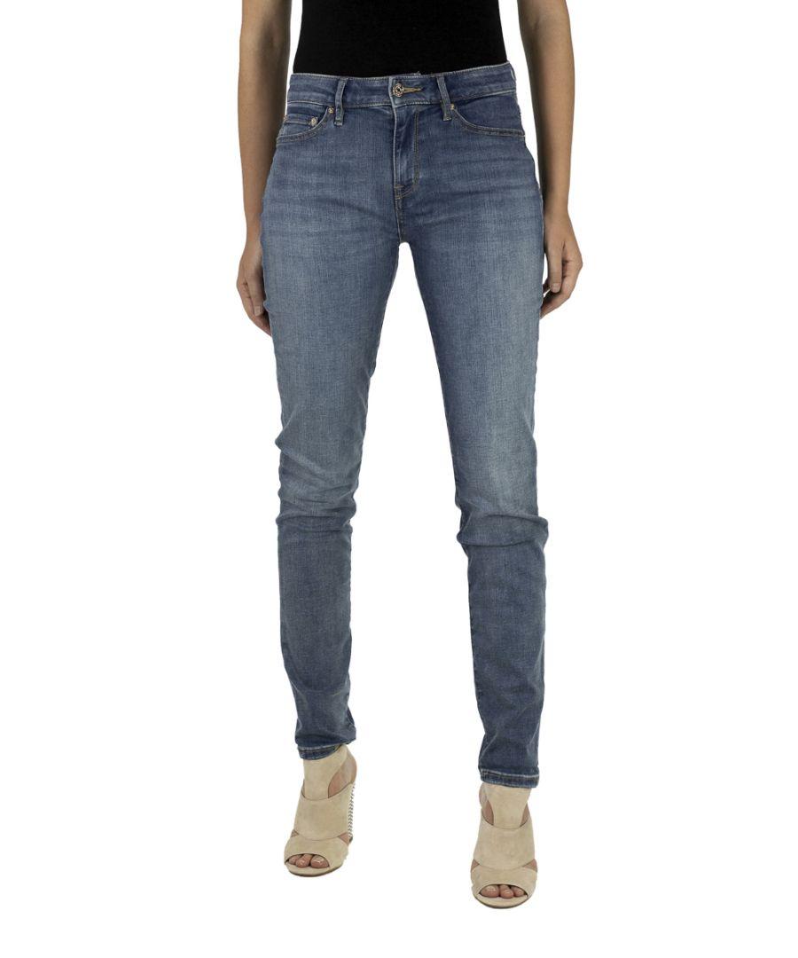 Image for Tommy Hilfiger Women's Denim Pants Venice Slim