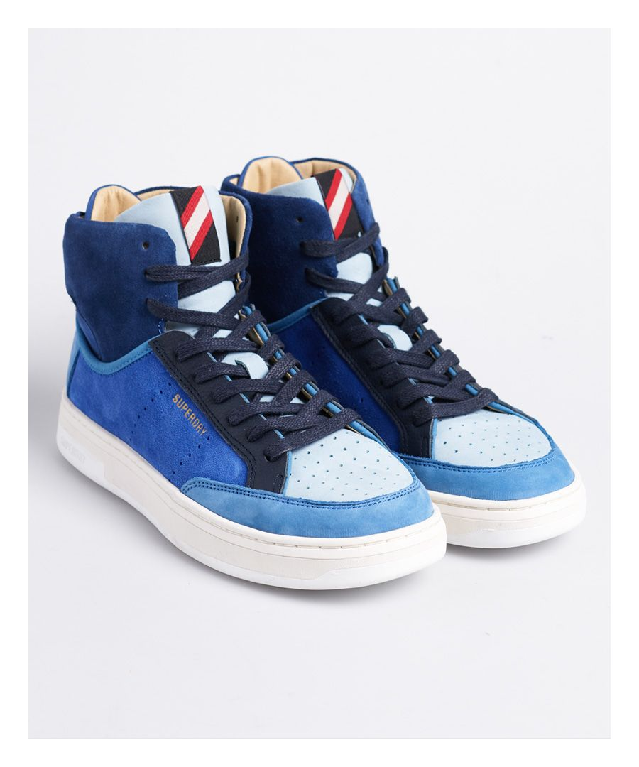 Image for Superdry Premium Basket Lux Trainers