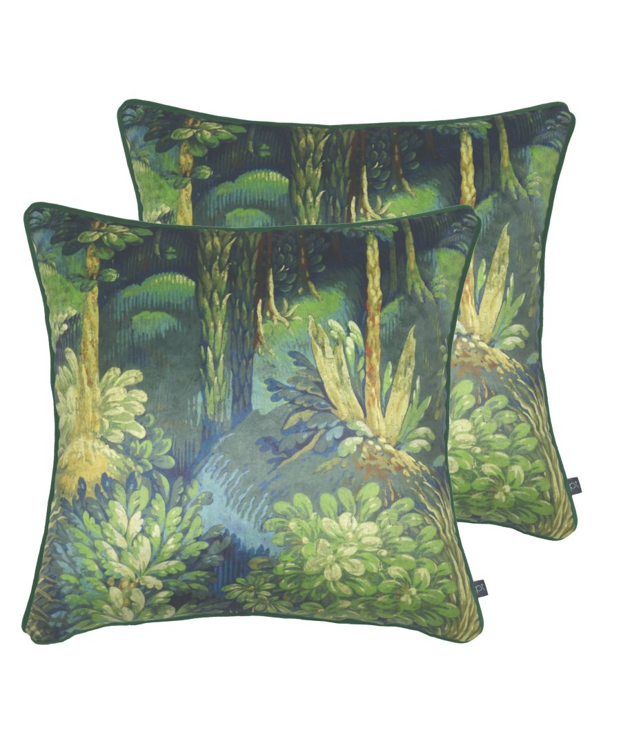 Image for Forbidden Forest Cushions (Twin Pack)