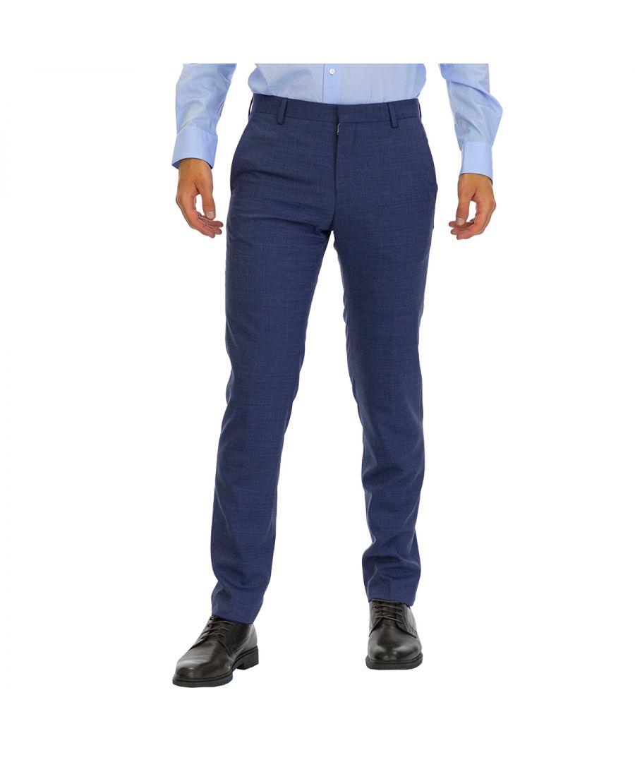 Image for Tommy Hilfiger Men's Pants Flex Slim Fit Blue