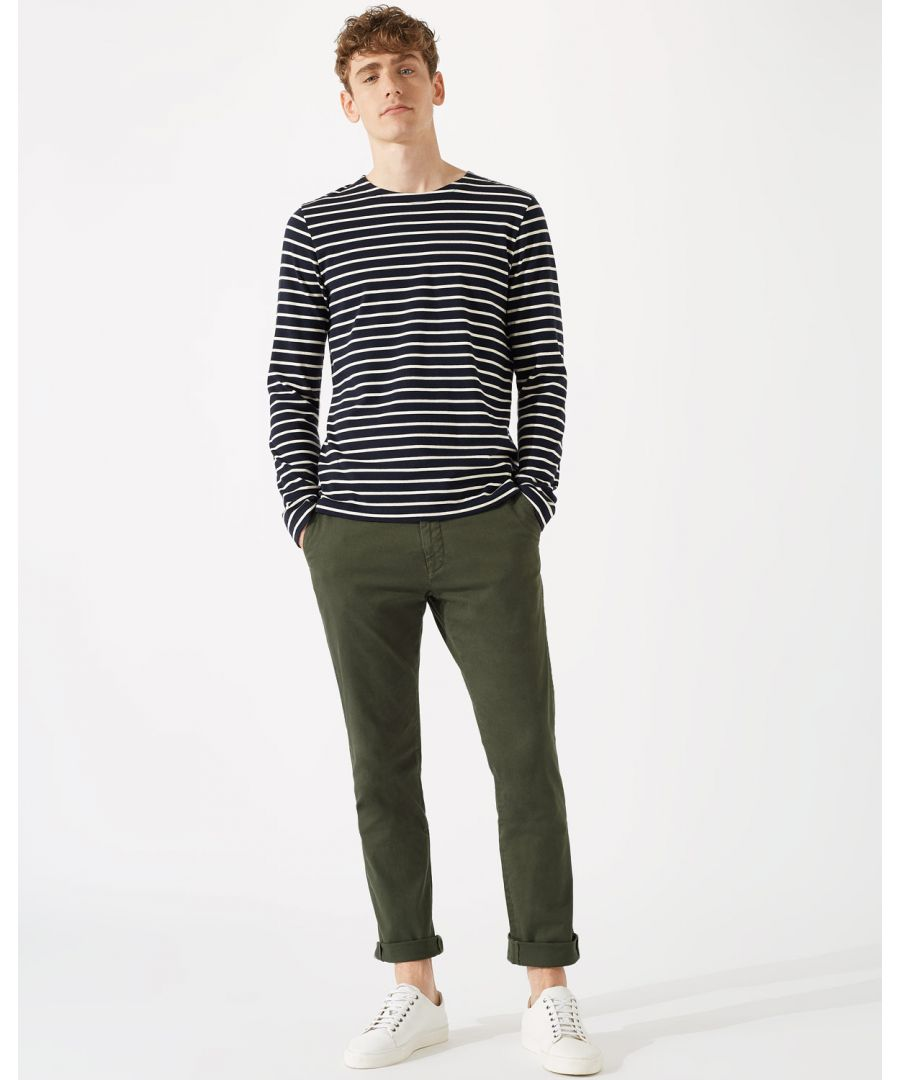 Image for Gmt Dye Slim Fit Stretch Chino