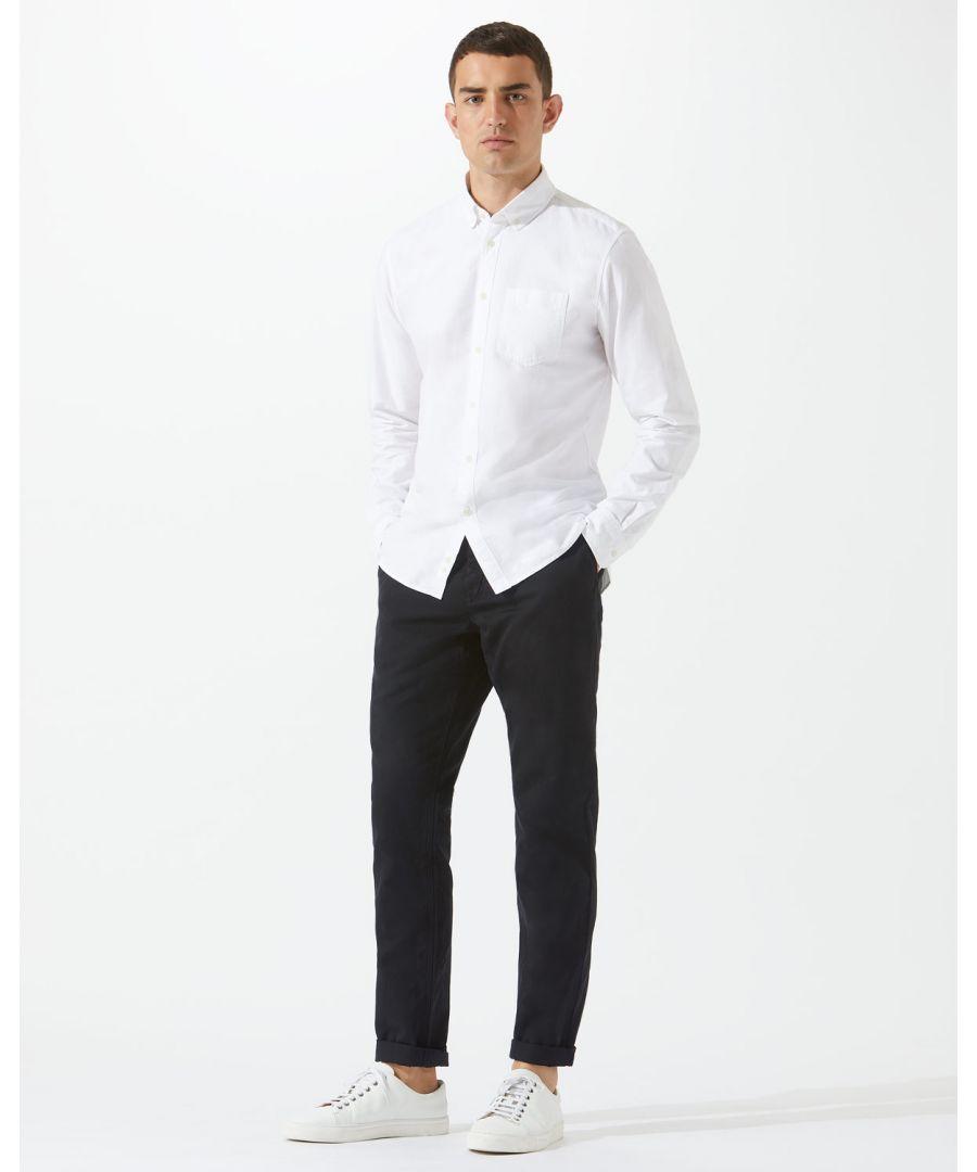 Image for Garment Dye Cotton Linenen Chino