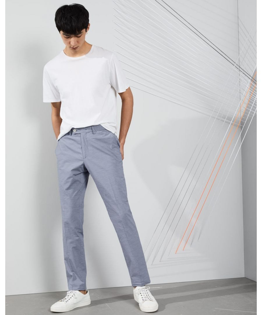 Image for Tonal Unstructured Trouser