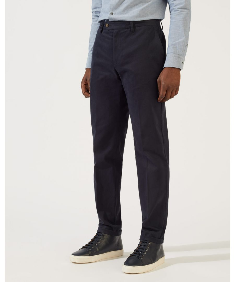 Image for Craig Clean Chino Trouser
