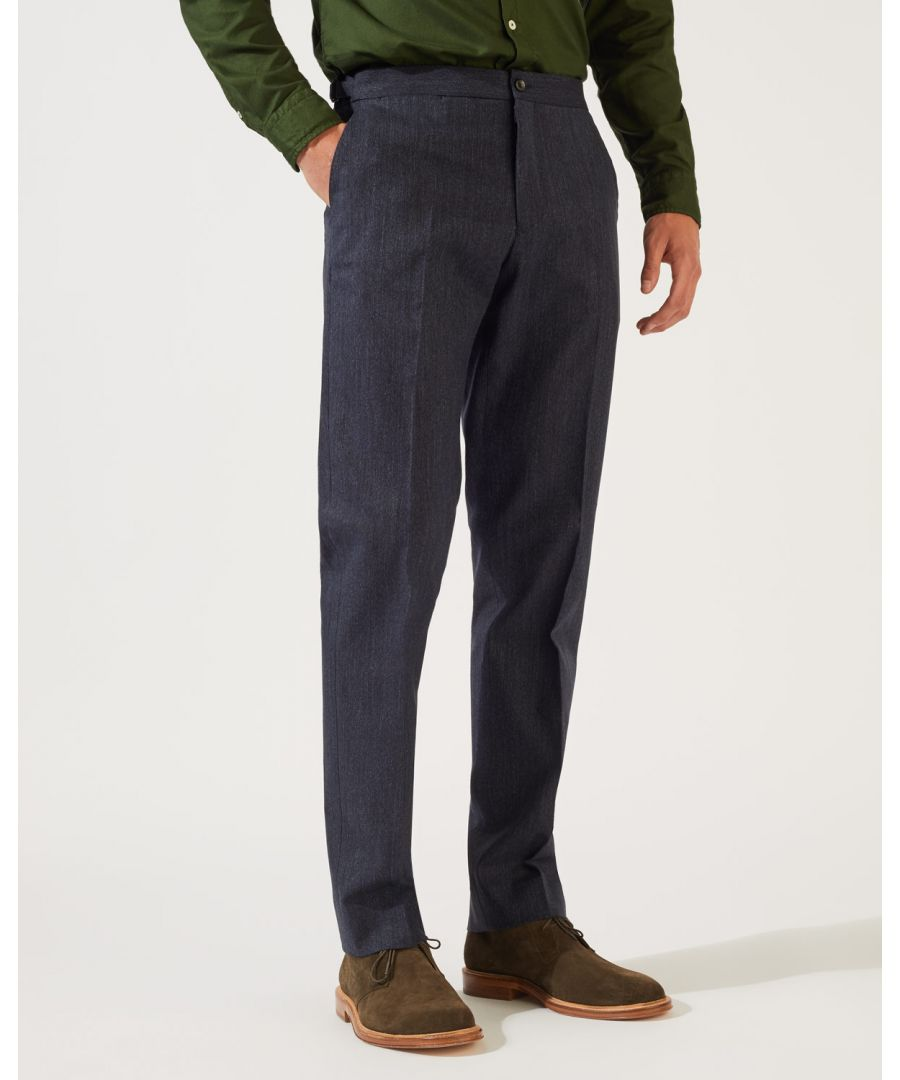 Image for Blake Cotton Trouser
