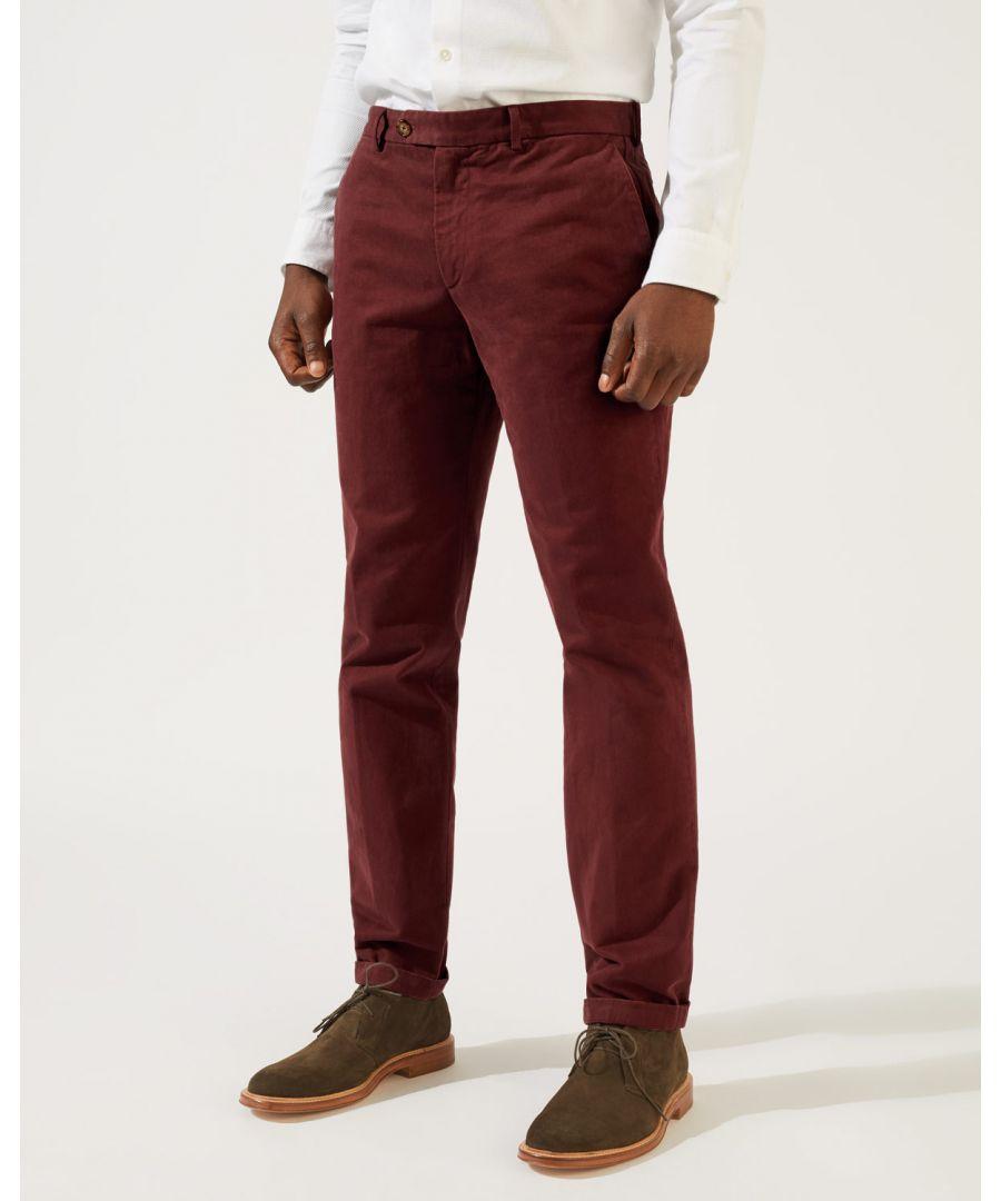 Image for Piper Garment Dye Chino Trouser