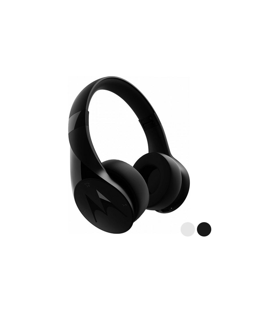 Image for Foldable Headphones with Bluetooth Motorola Pulse Escape