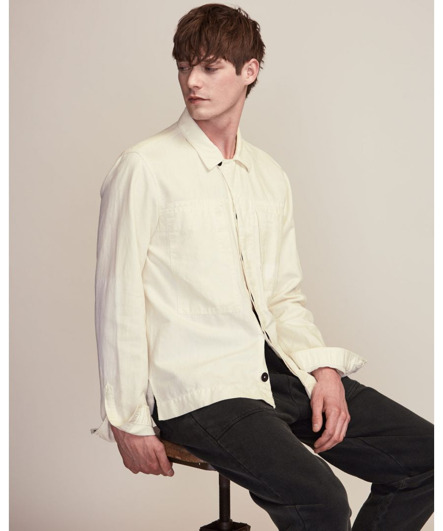 Image for Double Patch Pocket Overshirt