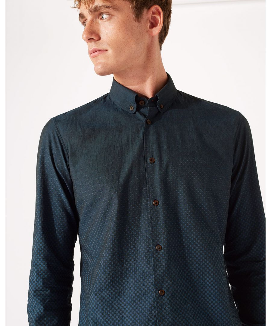 Image for Italian Ombre Dot Shirt
