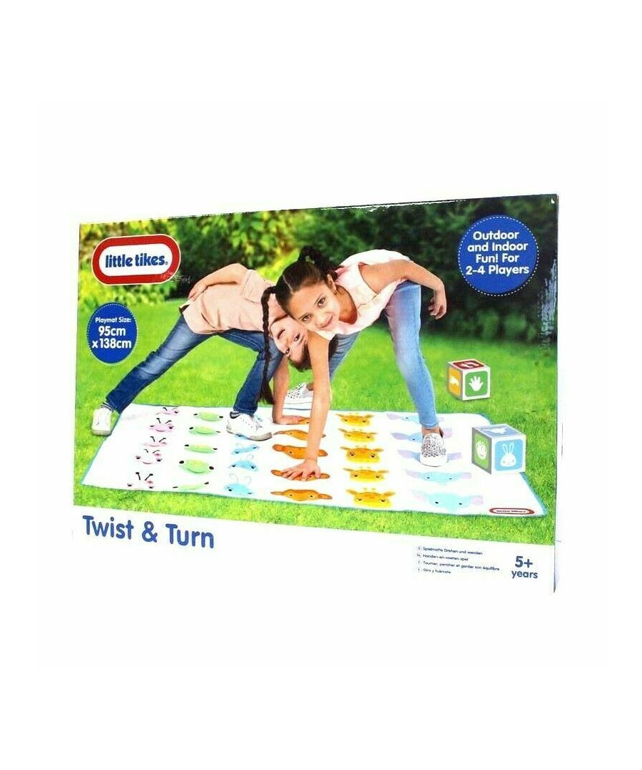 Image for Little Tikes Twist and Turn