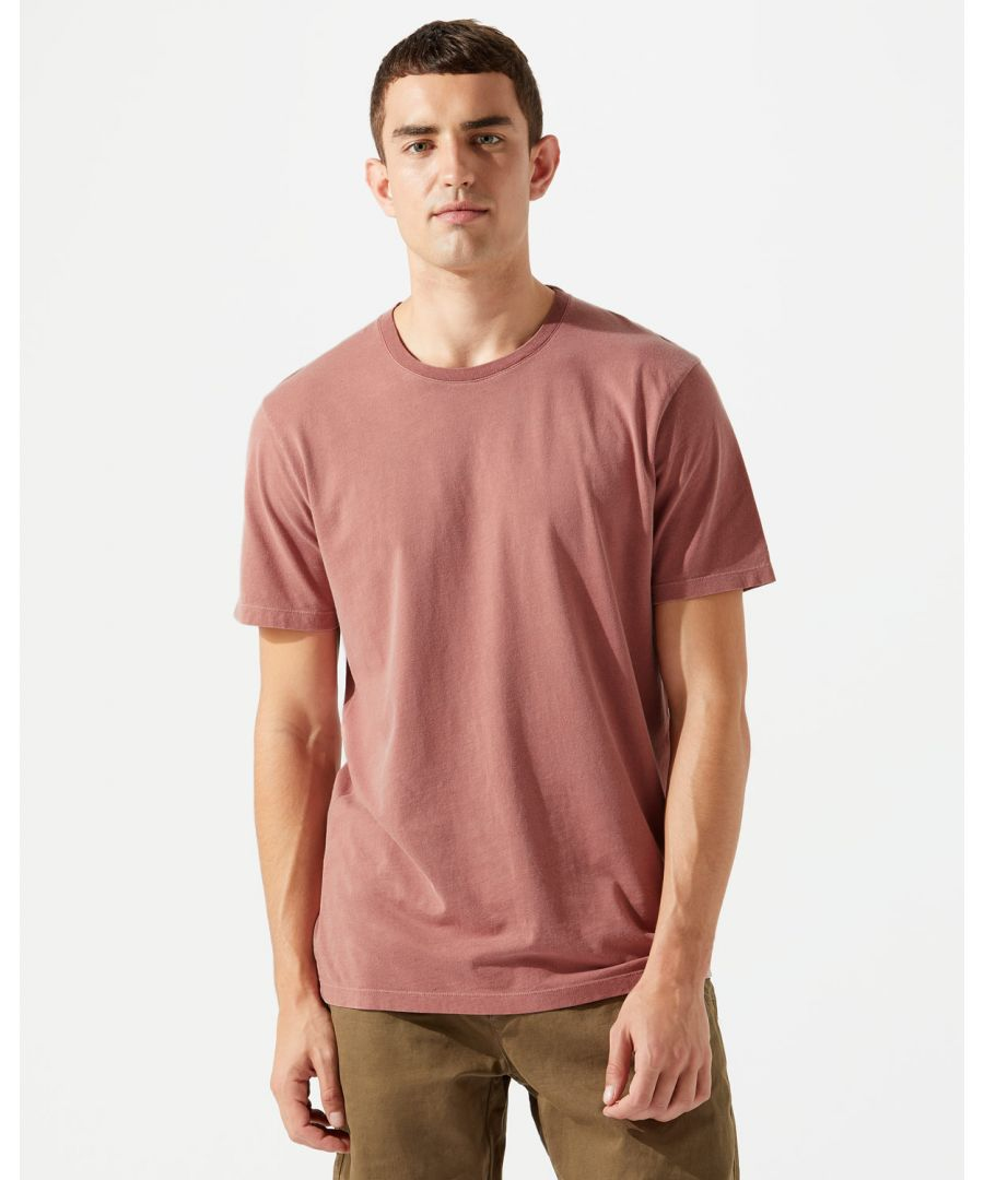 Image for Garment Dye Short Sleeve Tshirt