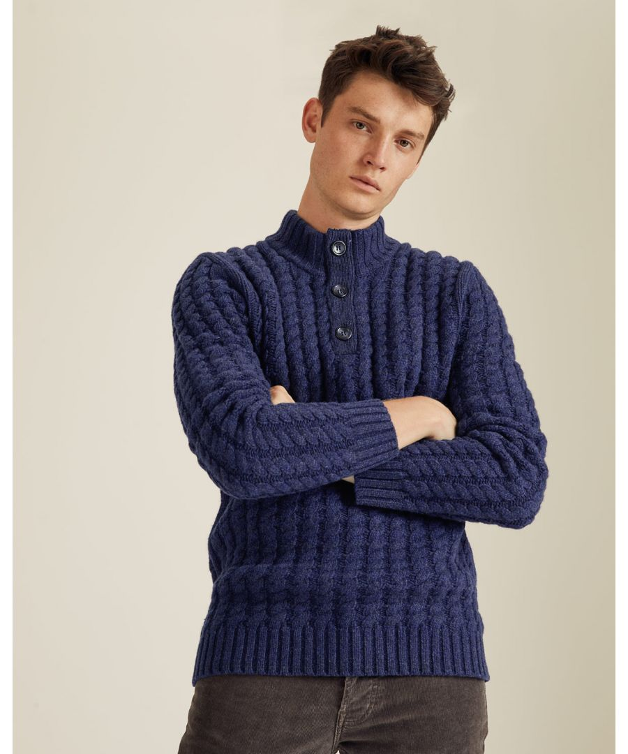 Image for Nash Button Turtle Jumper