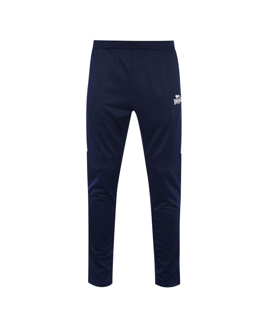Image for Lonsdale Mens 2S Tapered Jogging Bottoms Sports Trousers Tracksuit Pants