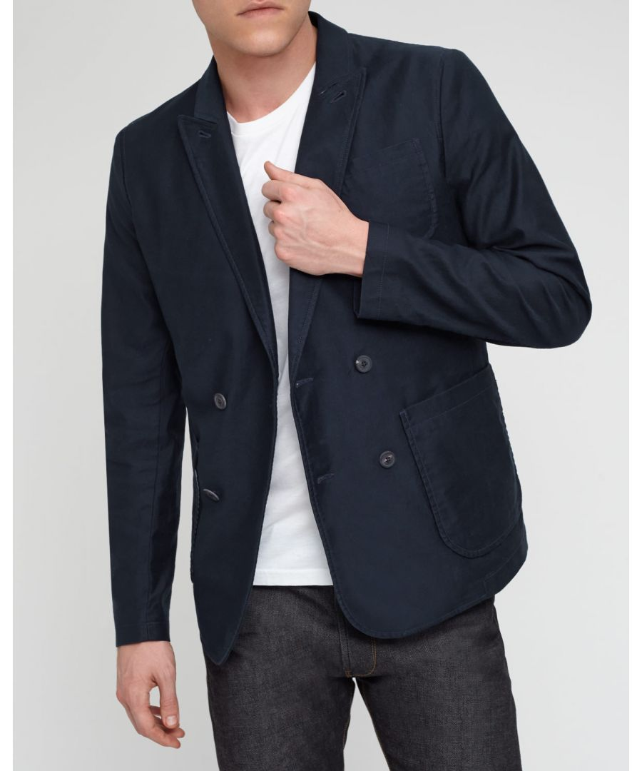 Image for Linen and Cotton Jacket