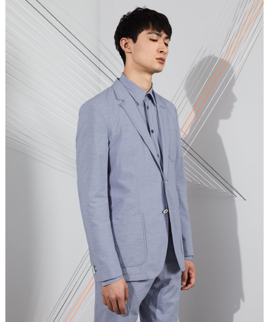 Image for Tonal Unstructured Jacket