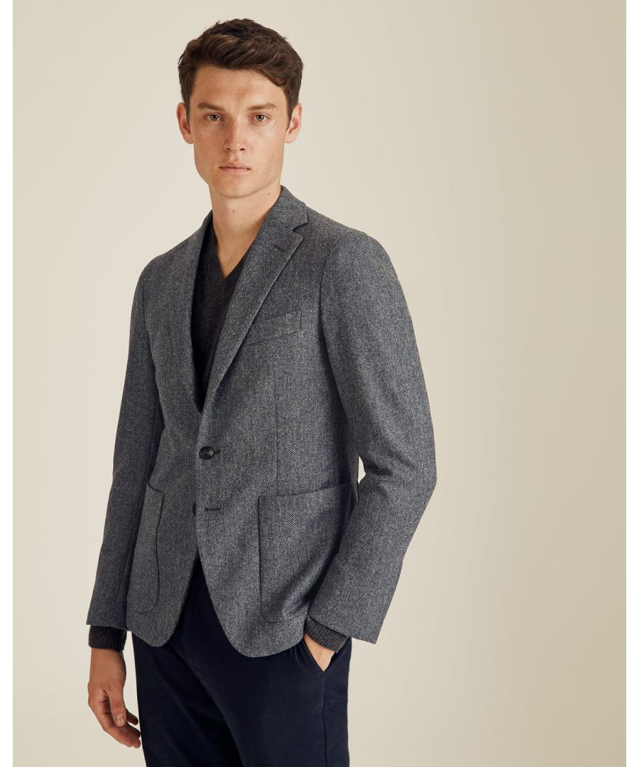 Image for Davenport Lambswool Jacket