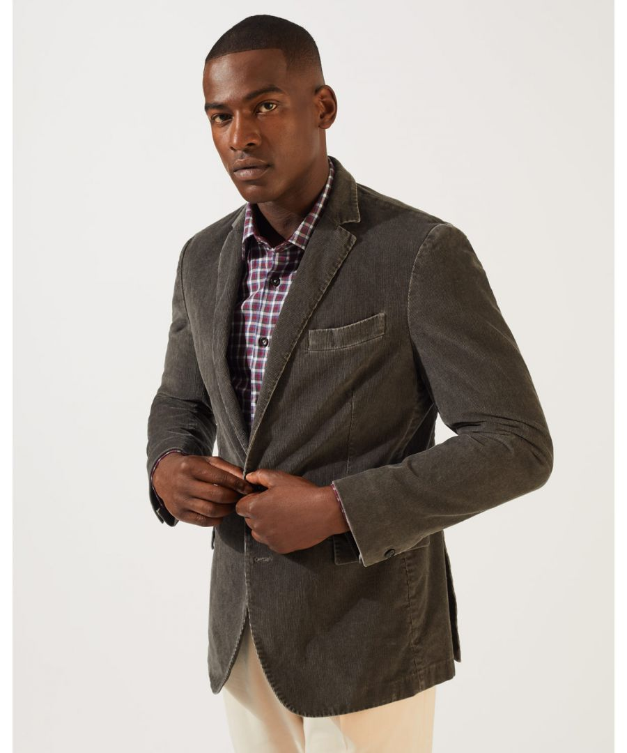 Image for Hamilton Cotton Cord Jacket