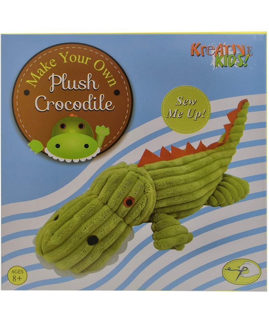 Image for Make Your Own Plush Crocodile