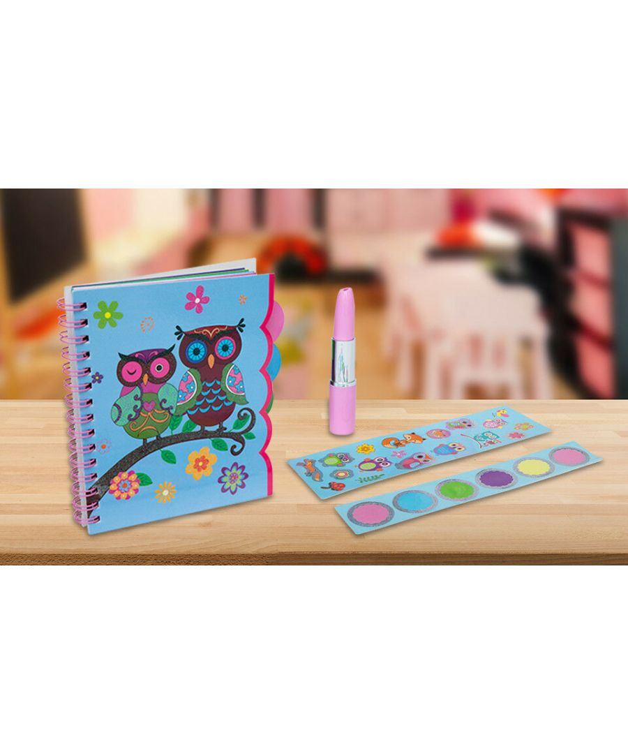 Image for Owl Notebook Set