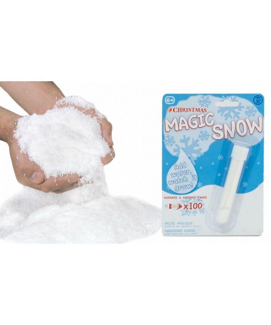 Image for Tobar Magic Snow