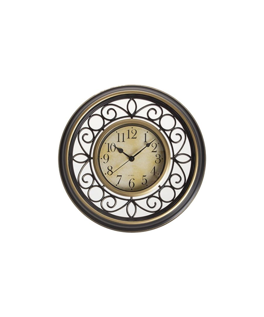 Image for Scrolled Wall Clock