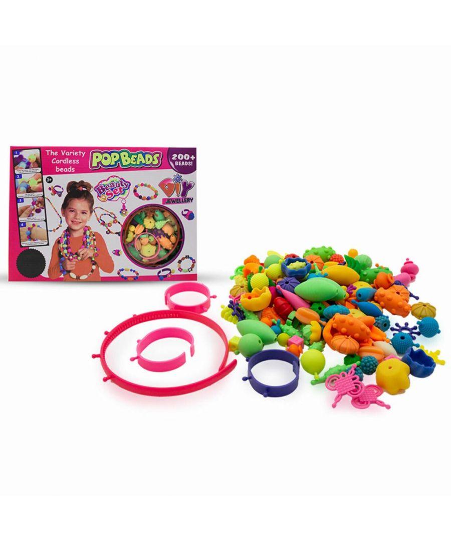 Image for Pop Beading DIY Jewellery Set