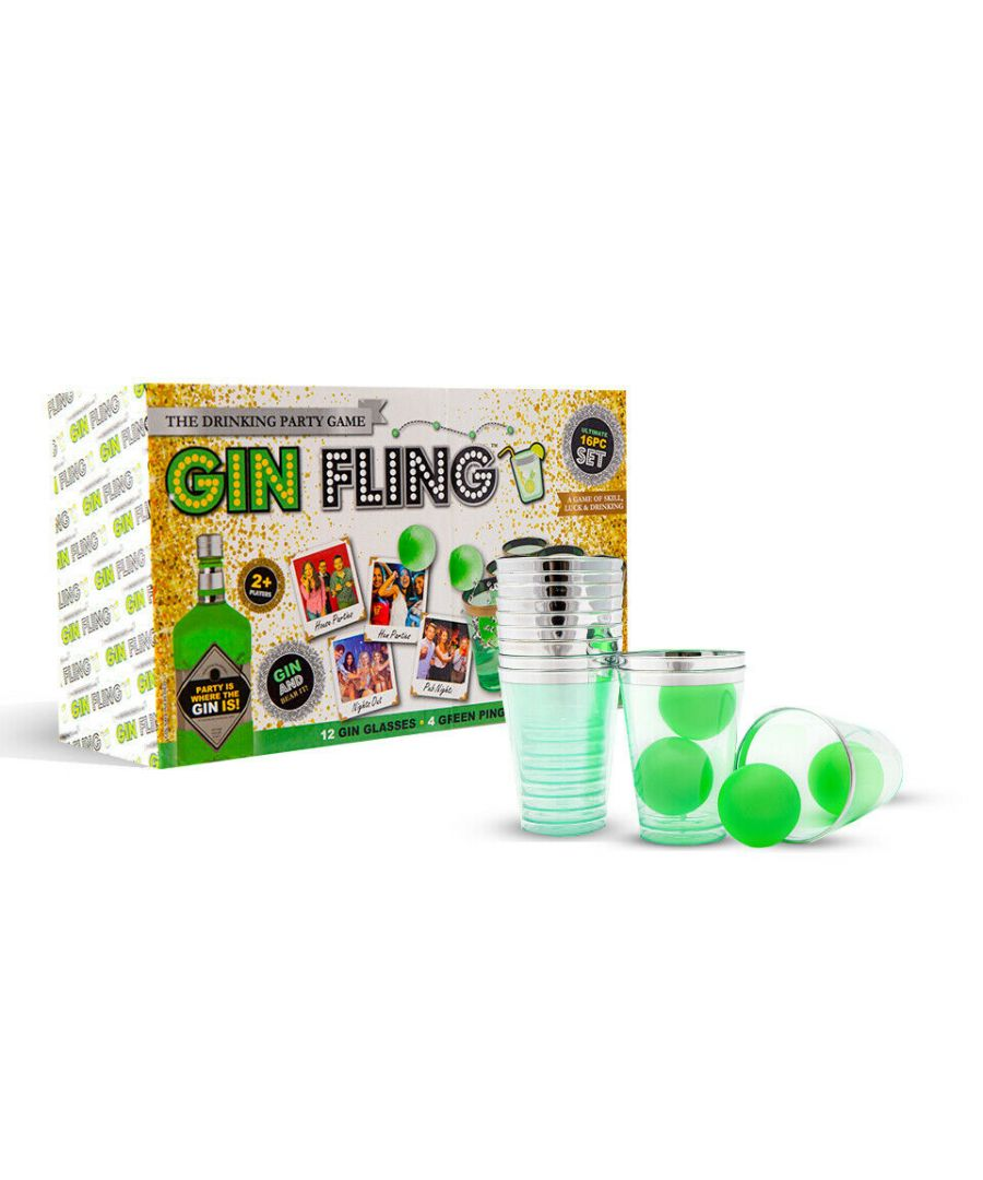 Image for Gin Fling Drinking Game