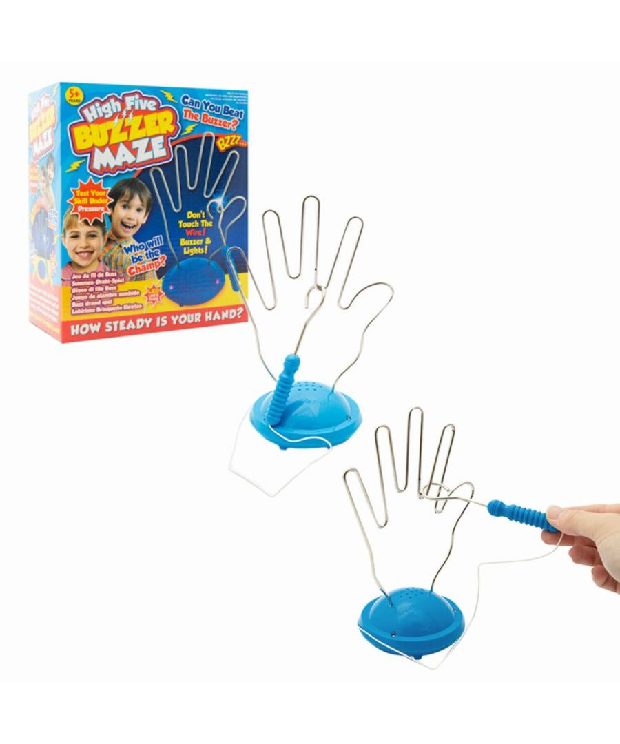 Image for High Five Beat The Buzz Hand Skill Coordination Family Fun Board Game
