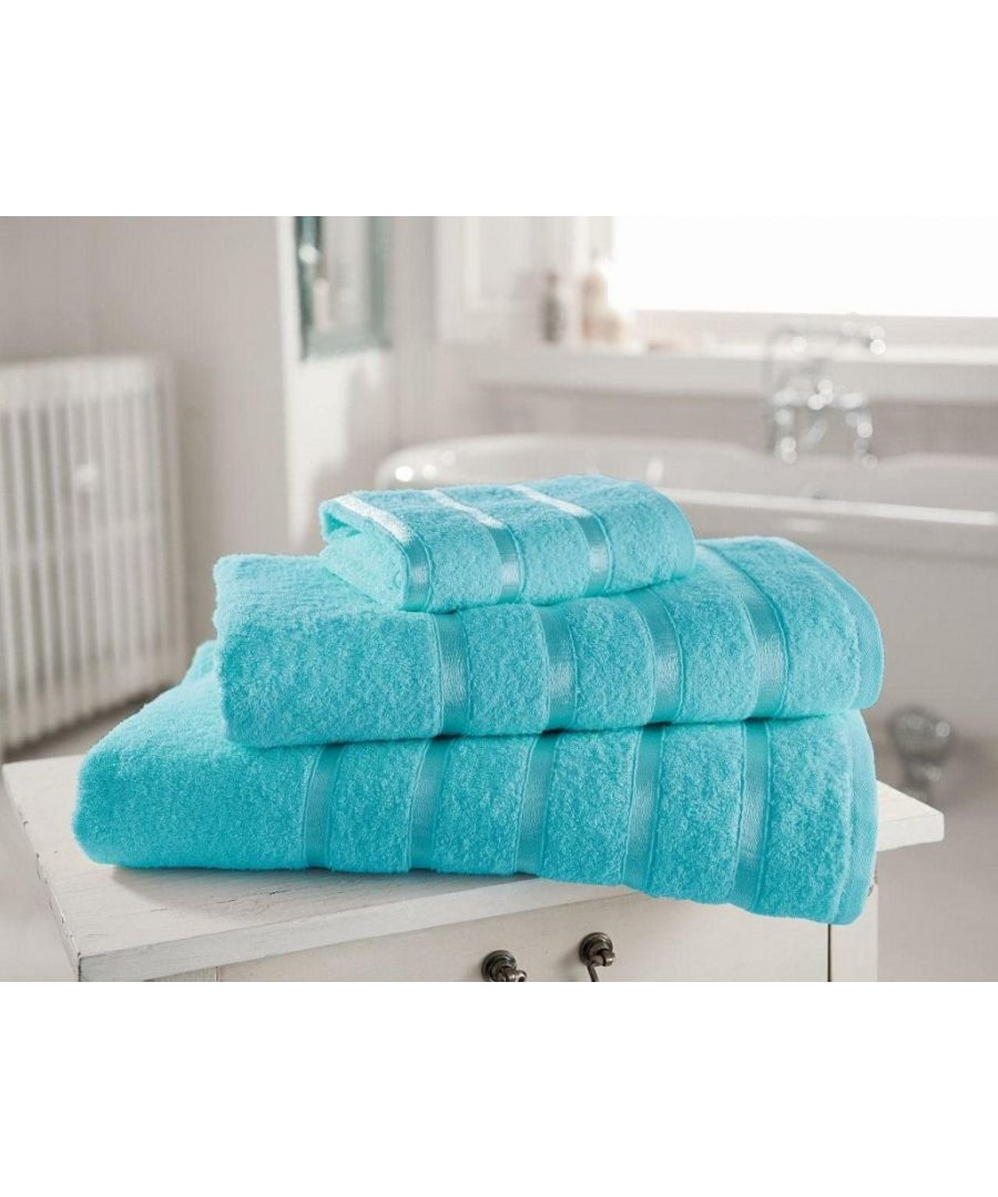 Image for Egyptian Cotton Bath Towel Turquoise