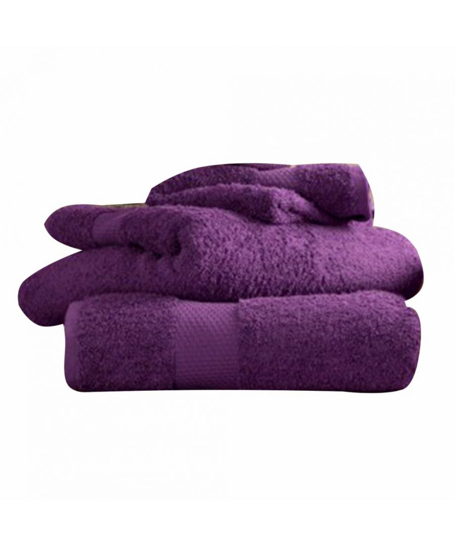 Image for Egyptian Cotton Bath Towel Purple