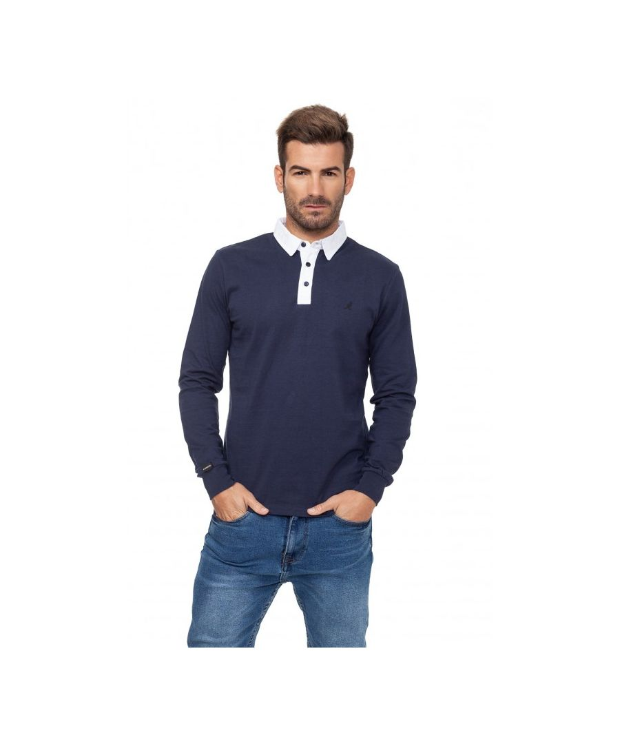 Image for Sven Long Sleeve Rugby Shirt