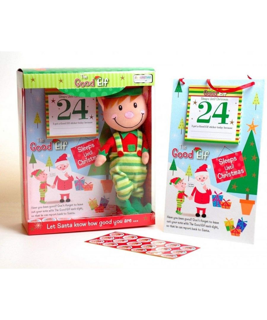 Image for The Good Elf Advent Calendar and Toy