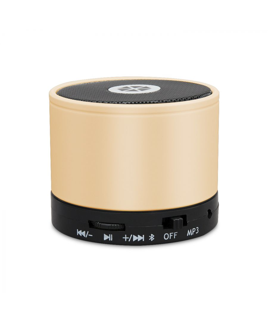 Image for Cocoon Beatx Speaker Gold