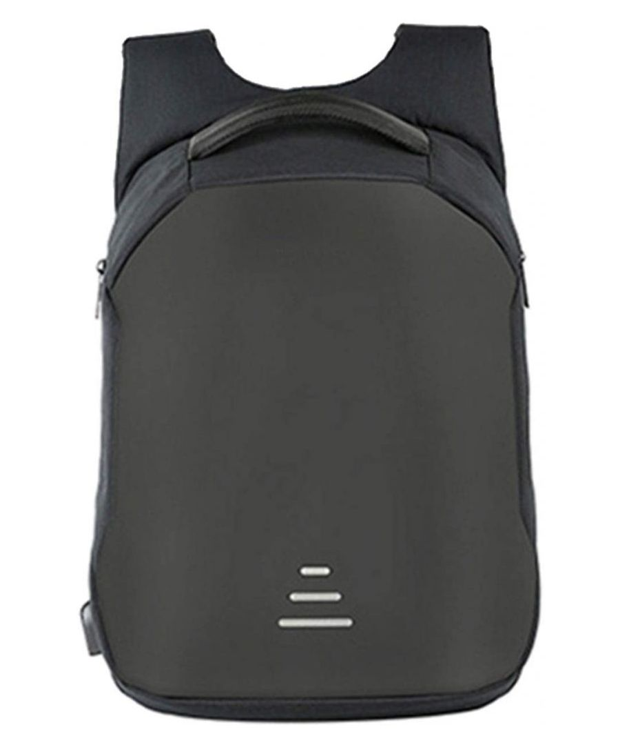 Image for Aquarius Advanced Anti-Theft Backpack with USB Charging Port - Black