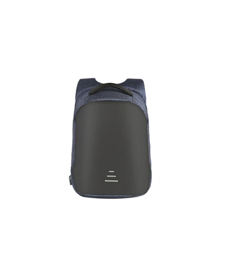 Image for Aquarius Advanced Anti-Theft Backpack with USB Charging Port - Blue