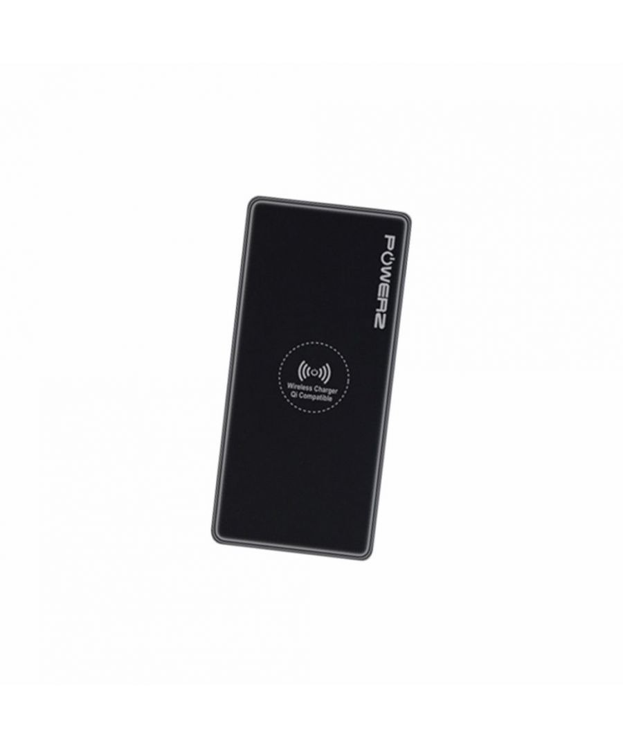 Image for Powerz Universal Wireless Power Bank 10000mah Black