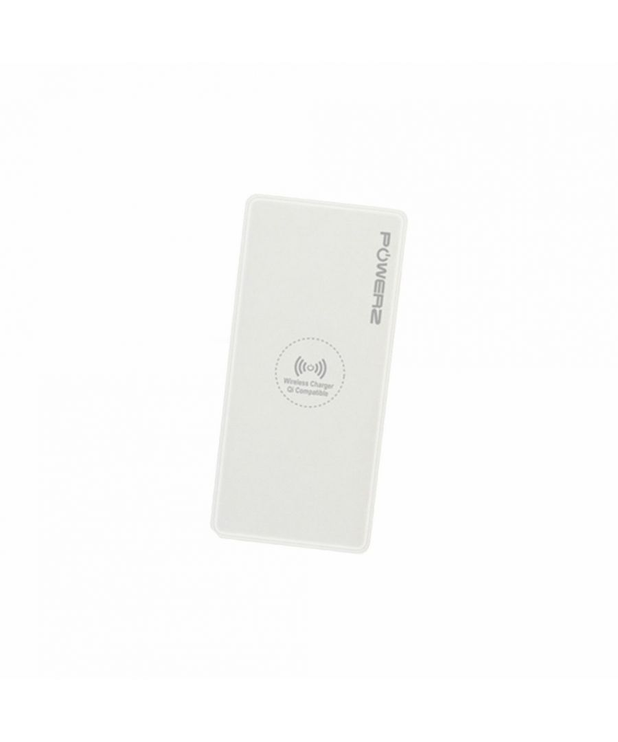 Image for Powerz Universal Wireless Power Bank 10000mah White