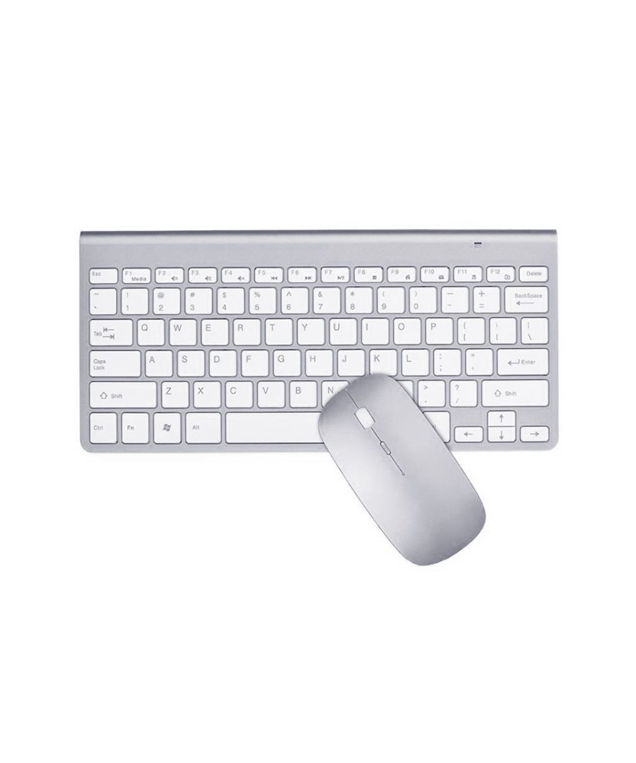Image for Aquarius Keyboard Kit- Silver