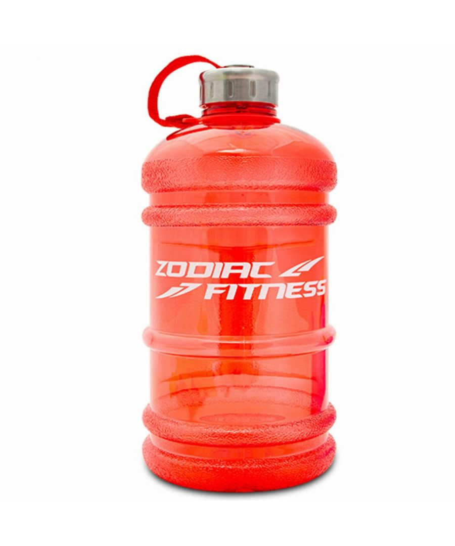 Image for Aquarius Water Bottle 2.2L Red