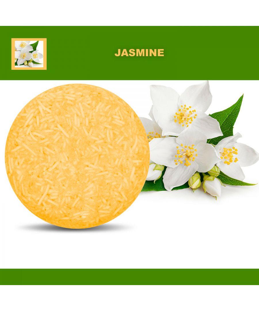Image for Plant Essence Oil Shampoo & Conditioner Organic Handmade Soap Bar - Jasmine