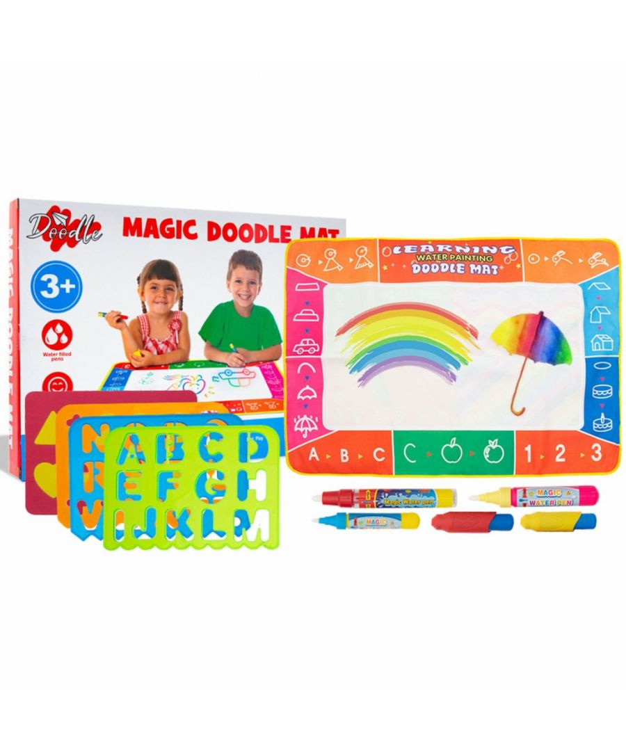 Image for Doodle Magic Doodle Mat Set Large 100 x 70cm