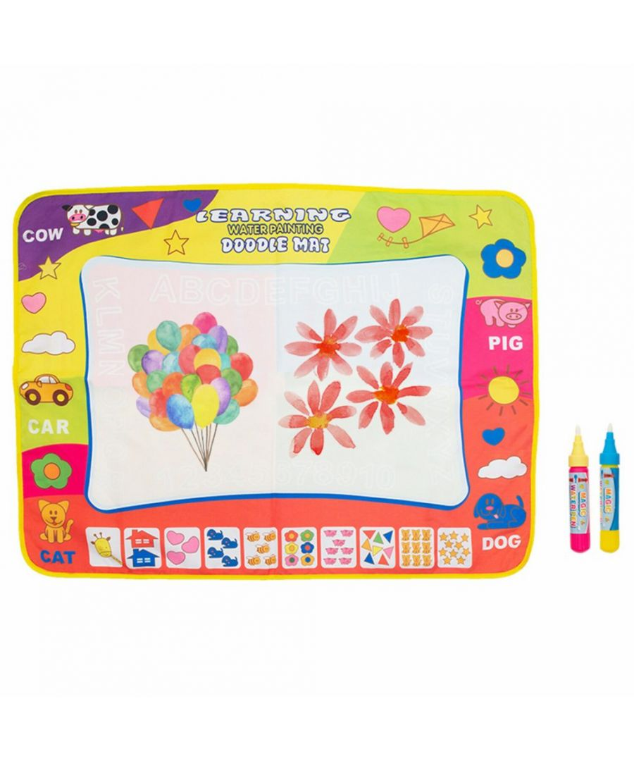 Image for Doodle Magic Doodle Mat Set Small 80 x 60cm