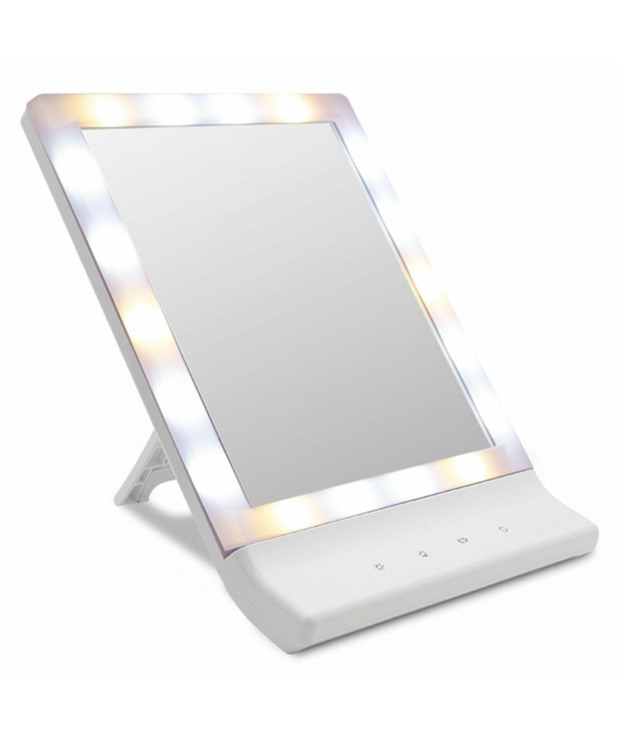 Image for Envie USB And Battery Operated Multi- Light Beauty Mirror