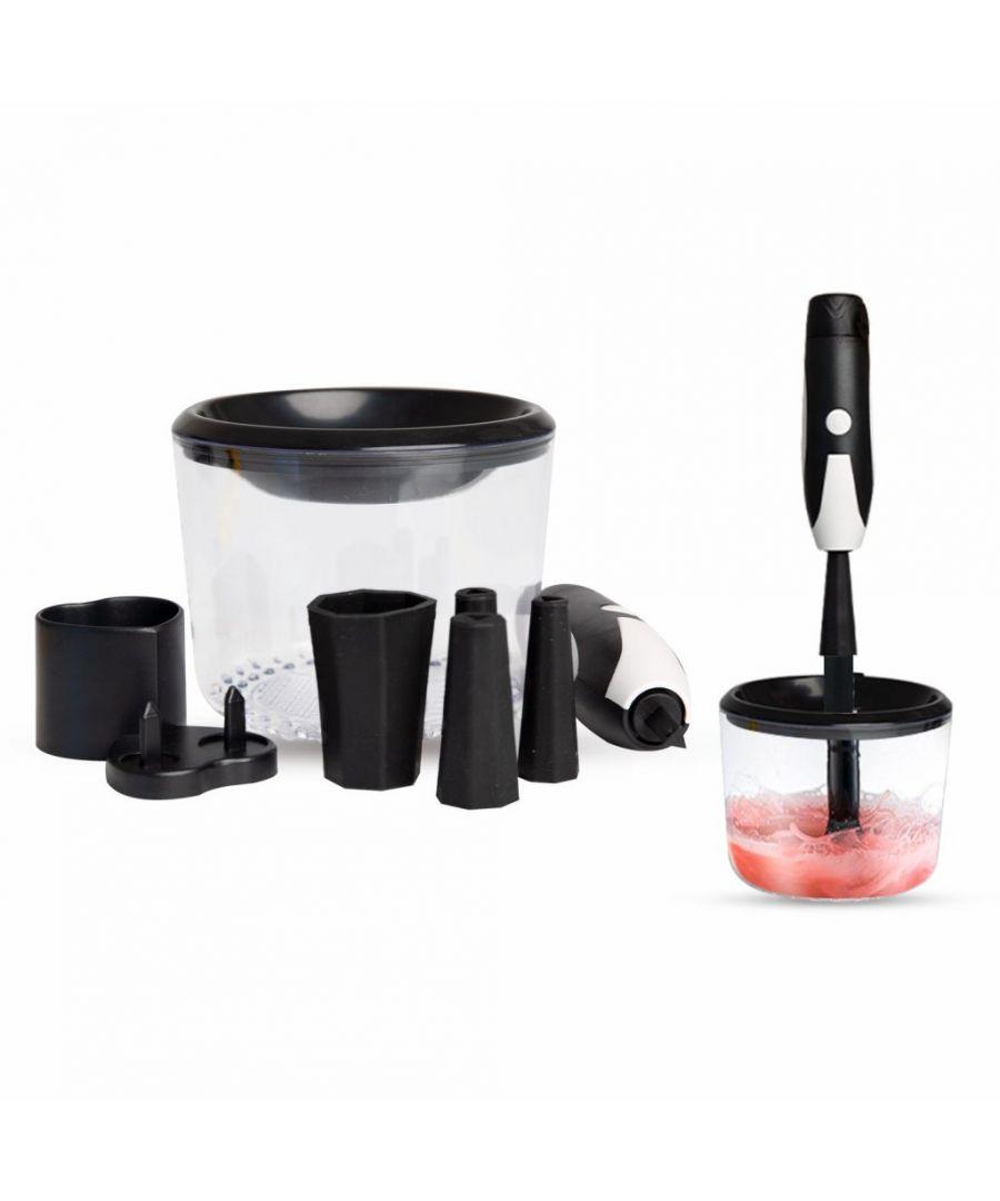 Image for Envie Make Up Brush Cleaner Black
